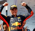 Verstappen gana en Austria; Vettel nuevo líder del Mundial