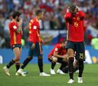 España cae en los penaltis ante Rusia y se despide del Mundial