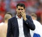 Hierro deja de ser director deportivo de la Federación Española de Fútbol