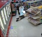¿Los ladrones más torpes de Canadá?