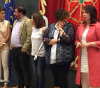 Los críticos de Podemos estudian echar del grupo a Ainhoa Aznárez