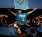 Maradona se ofrece a ser seleccionador de Argentina sin cobrar