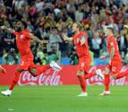 Una cruel tanda de penaltis mete a Inglaterra en cuartos y despide a Colombia