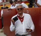 Condestable reúne los 50 años de la mirada de Jim Hollander en Sanfermines