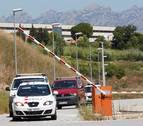 Junqueras, Romeva y los Jordis ingresan en la cárcel de Lledoners en Barcelona
