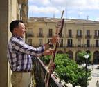 Los tafalleses deciden que sea Cruz Roja la que lance el cohete de fiestas