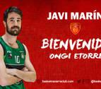 El Basket Navarra refuerza su juego exterior con Javi Marín