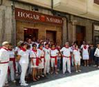 San Fermín desde fuera: navarros repartidos por España se suman al chupinazo