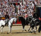Hermoso de Mendoza, Armendáriz y Hernández salen por la puerta grande