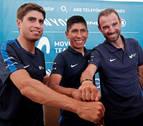 Quintana, Landa y Valverde encabezan el Movistar para el Tour
