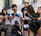La Manada se presenta en juzgados en Sevilla dos años después de los abusos