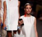 Nerea, exconcursante de 'OT', debuta en la pasarela de Madrid Fashion Week
