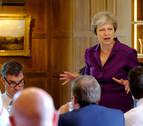 May logra que sus ministros apoyen su plan de