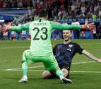 Croacia elimina a la anfitriona de su Mundial en los penaltis
