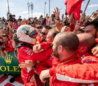 Vettel sale triunfador de Silverstone, que vio lo peor y mejor de Hamilton