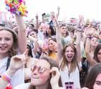 El Holika Festival podría prolongarse dos o tres días en su próxima edición