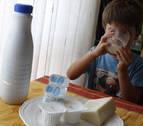 Los niños que toman más lácteos no sufren más infecciones respiratorias