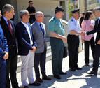 Marlaska promete en Cádiz más recursos para investigar el patrimonio de los 'narcos'