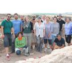 Mendavia retoma la excavación de un poblado de la Edad del Hierro