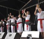 Continúan los recitales de jotas en Sarasate con la actuación de La Ribera Canta