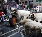 Los toros de Núñez del Cuvillo asustan en el encierro y abren la puerta grande por la tarde