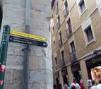 Hay cosas en Pamplona que en San Fermín amanecen del revés