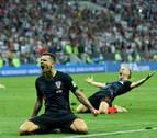 Croacia lo hace posible y llega a la final