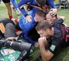 El fotógrafo Yuri Cortez, protagonista involuntario de la celebración del gol croata