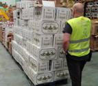 Incautados 5.000 kilos de alimentos por mal estado e incumplir la normativa
