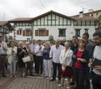UPN rinde homenaje en Leiza a José Javier Múgica, concejal asesinado por ETA