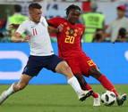 Bélgica e Inglaterra, en la final de consolación