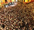 Pamplona despide sus fiestas con el 'Pobre de mí'