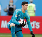 Courtois y Hazard, jugadores más destacados del Mundial 2018 para