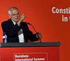 Borrell dice que retirar las acusaciones a los presos no es una cuestión del Gobierno