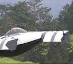 Una 'startup' presenta el primer avión ultraligero eléctrico de despegue vertical