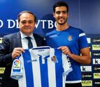 Mikel Merino, lesionado, es duda para el amistoso Real Sociedad-Eibar