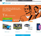 Facua denuncia un fallo en la web de Movistar que expuso los datos de sus clientes