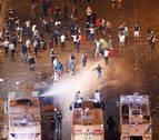 Las celebraciones en Francia se saldan con disturbios en pleno centro de París