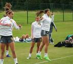 La selección femenina sub-20 se concentra en Tafalla