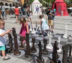 Estella convierte sus plazas en espacios para la imaginación infantil