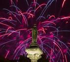 La votación popular proclama ganadores los fuegos del 11 y el 14 de julio de San Fermín