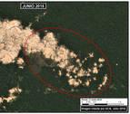 Mineros deforestan 1.700 hectáreas de la Amazonía peruana entre enero y junio