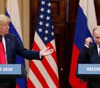 Trump, acorralado por las críticas tras negar la trama rusa junto a Putin