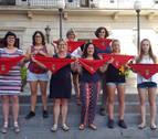 Colectivos feministas lanzarán el cohete de fiestas de Tudela