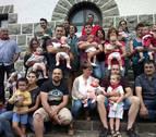 Fiestas por la igualdad y la cultura en Ezcároz