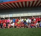 Tecnificación para 40 jugadoras en Castejón