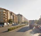 Cinco mujeres heridas en un atropello múltiple en el centro de Jaén