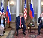 La traductora de Trump salta al estrellato tras la opaca cumbre con Putin