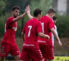 Festival rojillo en Getxo con ocho goles de Osasuna al Arenas Club