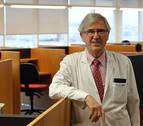 "Pedro Errasti: ""En Navarra andamos muy flojitos en trasplante de riñón de donante vivo"